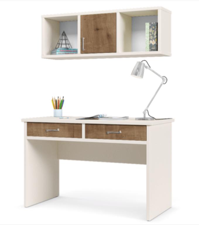 שולחן כתיבה עם מגירה וכוורת דגם השקה